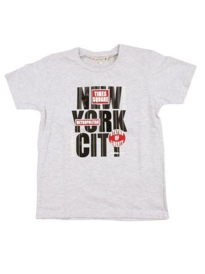 Boys Branded T-Shirt - NHC4889486