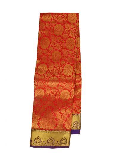 Vivaha Wedding Silk Saree - NFD5325694