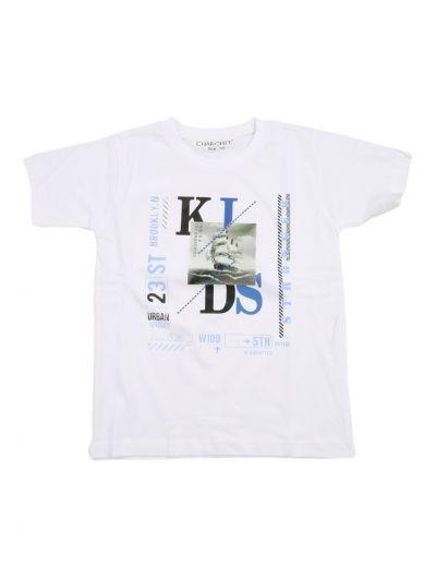 Boys Fancy Casual Shirt  - NGB9422849