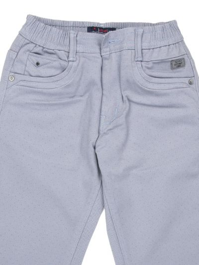 Boys Casual Cotton Trouser - NLE6619366