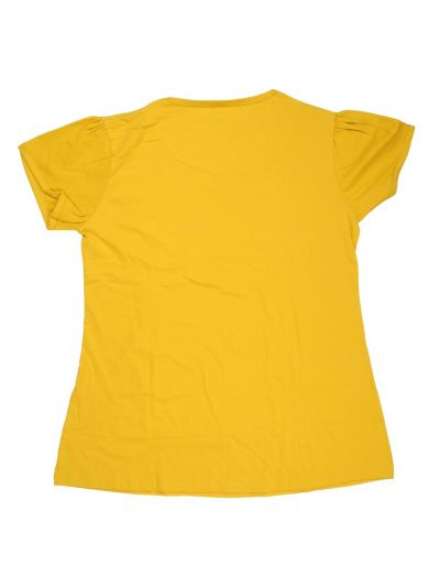 Women's Hosiery 3/4 Printed Nightwear/Night Suit - NHA4036128