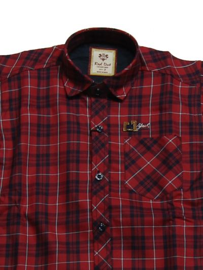 NFD5632065 - Boys  Cotton Shirt