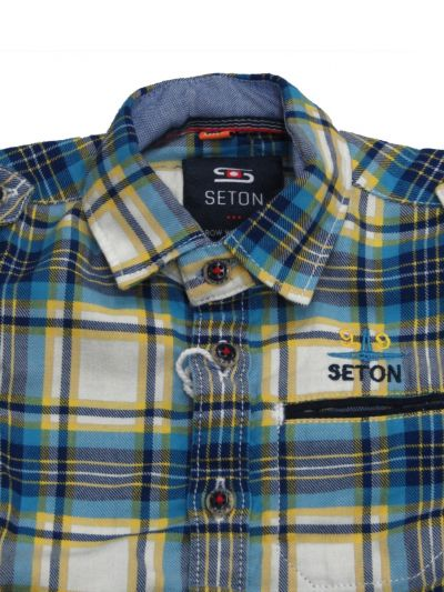 NFD5404505 - Boys  Cotton Shirt