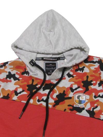 NGA7461565 - Boys Hooded T-Shirt
