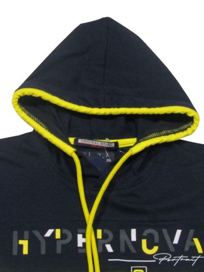 NGB8296360 - Boys Hooded T-Shirt