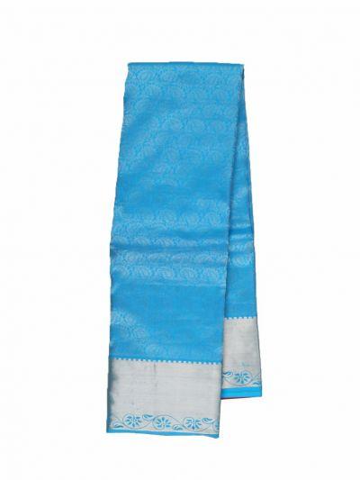 Traditional Blue Uppada  Silk Saree - OEC6424637