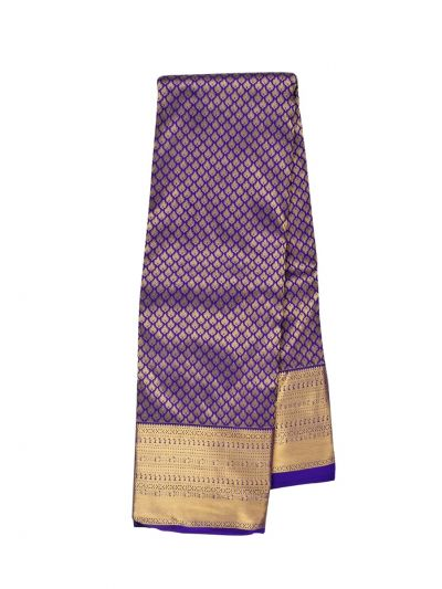 Traditional Jari Butta Wedding Silk Saree - OFB8540112