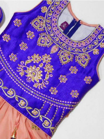 MJA6577825 - Girls Ready Made Fancy  Choli