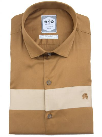 ZF Men's Casual Cotton Shirt - MFB5767718