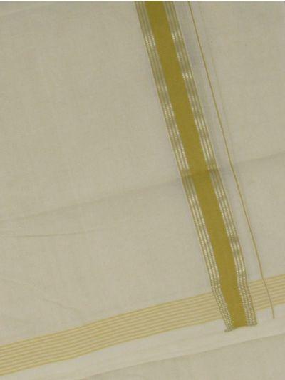 KKV Men's Cotton Dhoti - EKM - NEB2063315