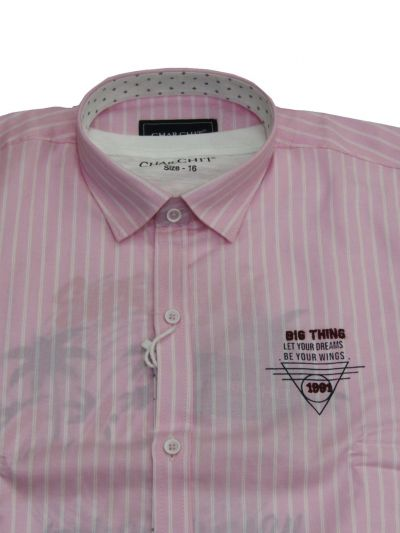 NFE5882973 - Boys  Cotton Shirt