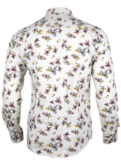 ZF Men's Casual Cotton Shirt - MGA8253666