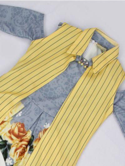 MEA4493344 - Girls Fancy Western Dress