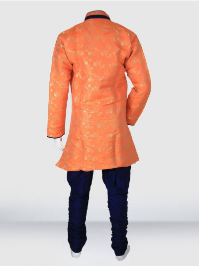 MR HOOKS Exclusive Boys Sherwani Set - MIB3391031