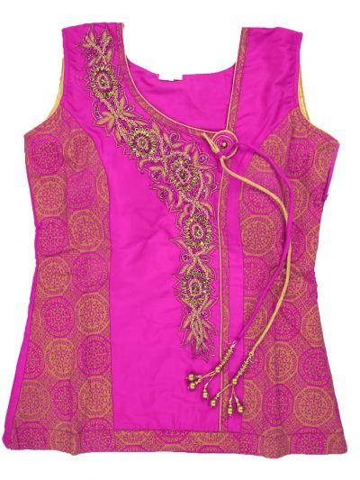 Kyathi  3 in 1 Readymade Mastani styled Salwar Kameez Suit Set - MGB9222281