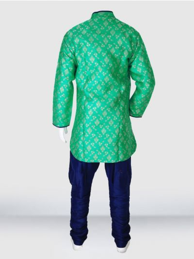 MR HOOKS Exclusive Boys Sherwani Set - MIB3391027