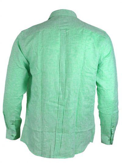 Zulus Festin Men's Linen Shirt - MGA7771334
