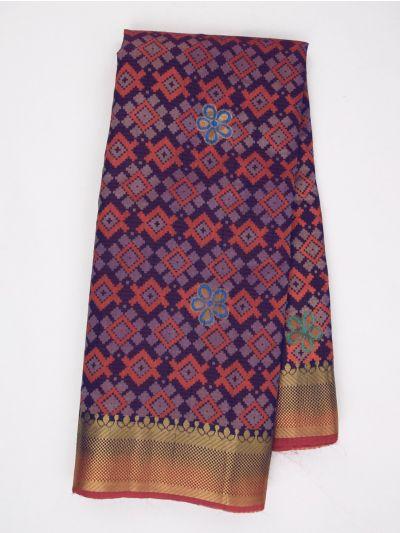 MFB4325676 - Kyathi Raw Silk weaving Saree