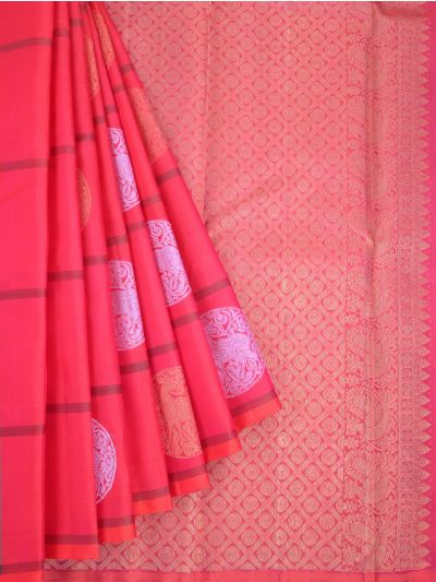 Estrila Exclusive Wedding Silk Saree - MFA0586097