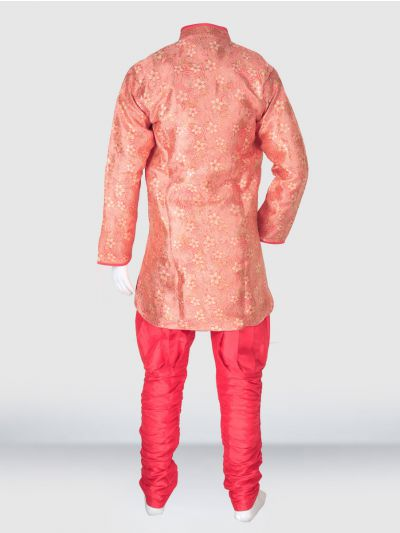 MR HOOKS Exclusive Boys Sherwani Set - MIB3391026