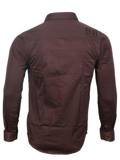 ZF Men's Casual Cotton Shirt - MGA8055805