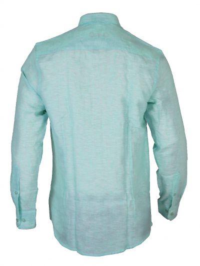 ZF  Men's Formal Linen Shirt - MGA8097212