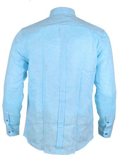 Zulus Festin Men's Linen Shirt - MGA7771299