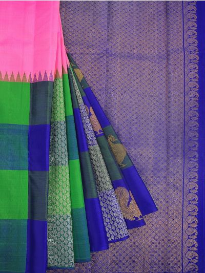 Vivaha Exclusive Wedding Kanchipuram Silk Saree - MGB9443414