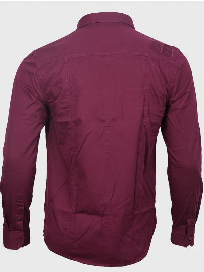 ZF Men's Casual Cotton Shirt - MGA8056976