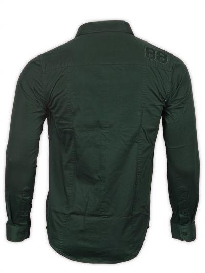 ZF Men's Casual Cotton Shirt - MGA8056985