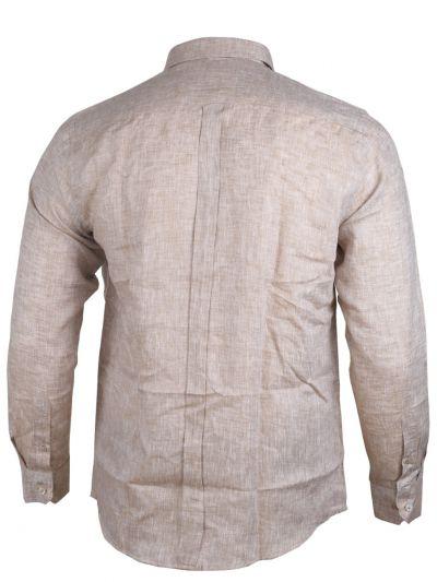 Zulus Festin Men's Linen Shirt - MGA7771289