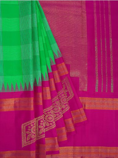 Vivaha Exclusive Wedding Kanchipuram Silk Saree - MGC0030484
