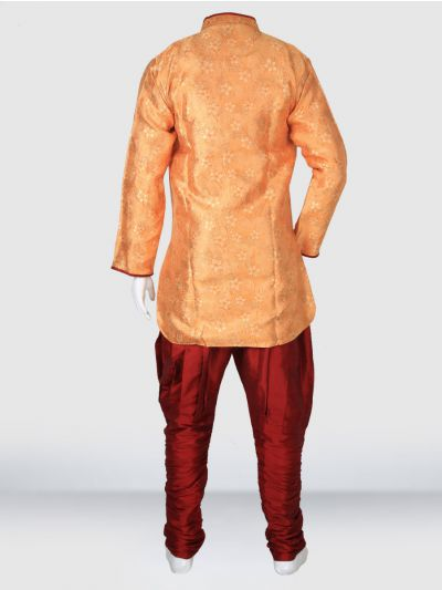 MR HOOKS Exclusive Boys Sherwani Set - MIB3391025