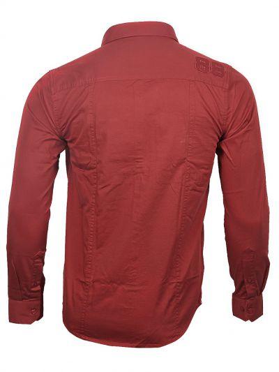 ZF Men's Casual Cotton Shirt - MGA8056971