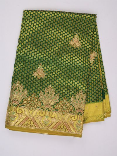 MDC2217675 - Stonework Design Art Silk Saree