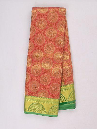 Bairavi Gift Art Silk Stone Work Saree - MIB3567370