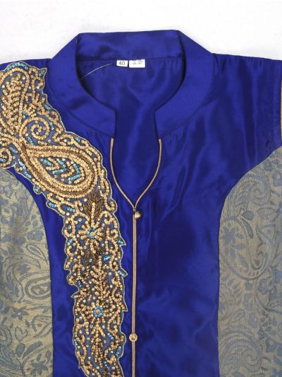 Kyathi  3 in 1 Readymade Mastani styled Salwar Kameez Suit Set - MGB9222288