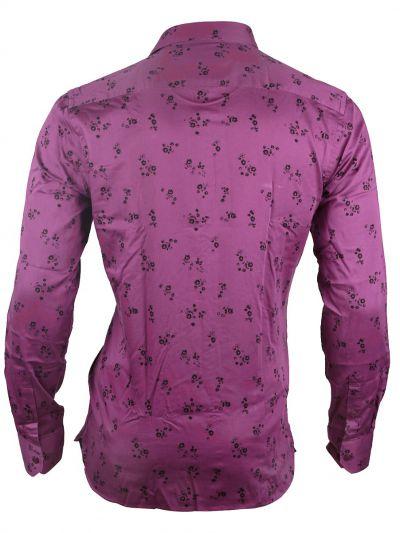 ZF Men's Casual Cotton Shirt  - MFB3468188