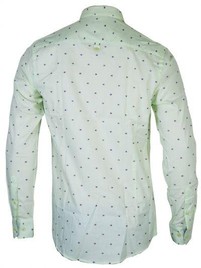 ZF Men's Party Wear Cotton Shirt - MGA8028479