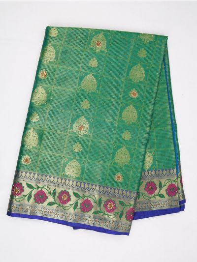 MFB4035061- Fancy Banarasi Silk Stonework Saree
