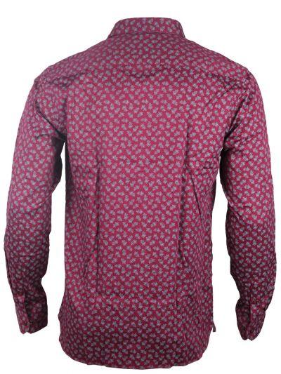 ZF Men's Casual Cotton Shirt  - MFB3468197