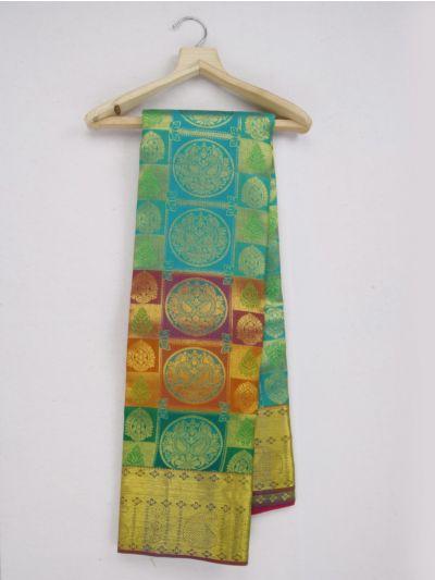MJA6752185-Vivaha Wedding Pure Silk Saree