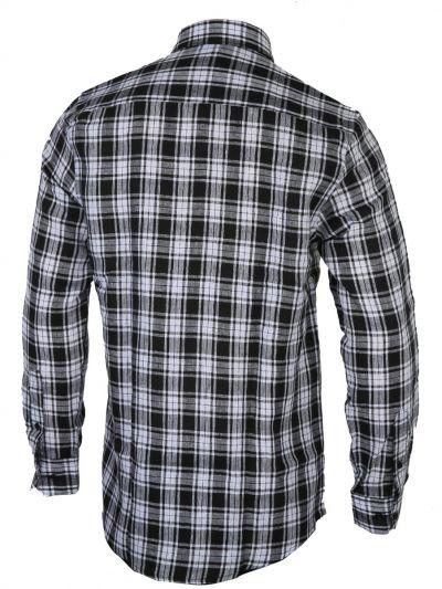 ZF  Men's Formal Linen Shirt - MGA8097236