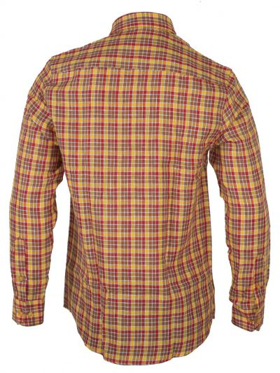 ZF  Men's Formal Linen Shirt - MGA8097259