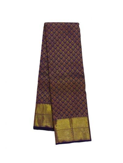 Vivaha Goddess Pure Kanchipuram Silk Saree - EKM - NIE8311133