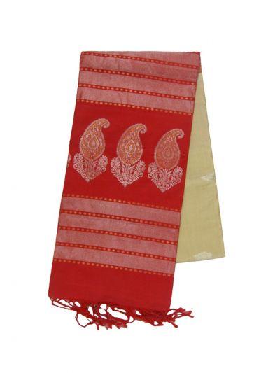 Soft Silk Saree - EKM - MJB7350747