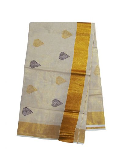 Women's Kerala Traditional Saree - EKM - NLA4931428