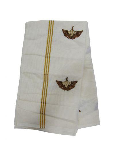Women's Kerala Traditional Saree - EKM - NEB1891946