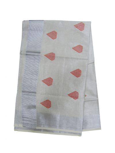 Women's Kerala Traditional Saree - EKM - NLE6552404