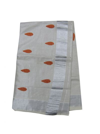 Women's Kerala Traditional Saree - EKM - NLE6552418
